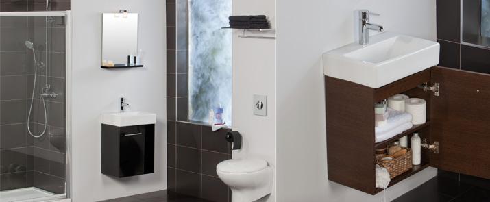Mueble de ba o smart de tattom para espacios reducidos - Gamma banos ...